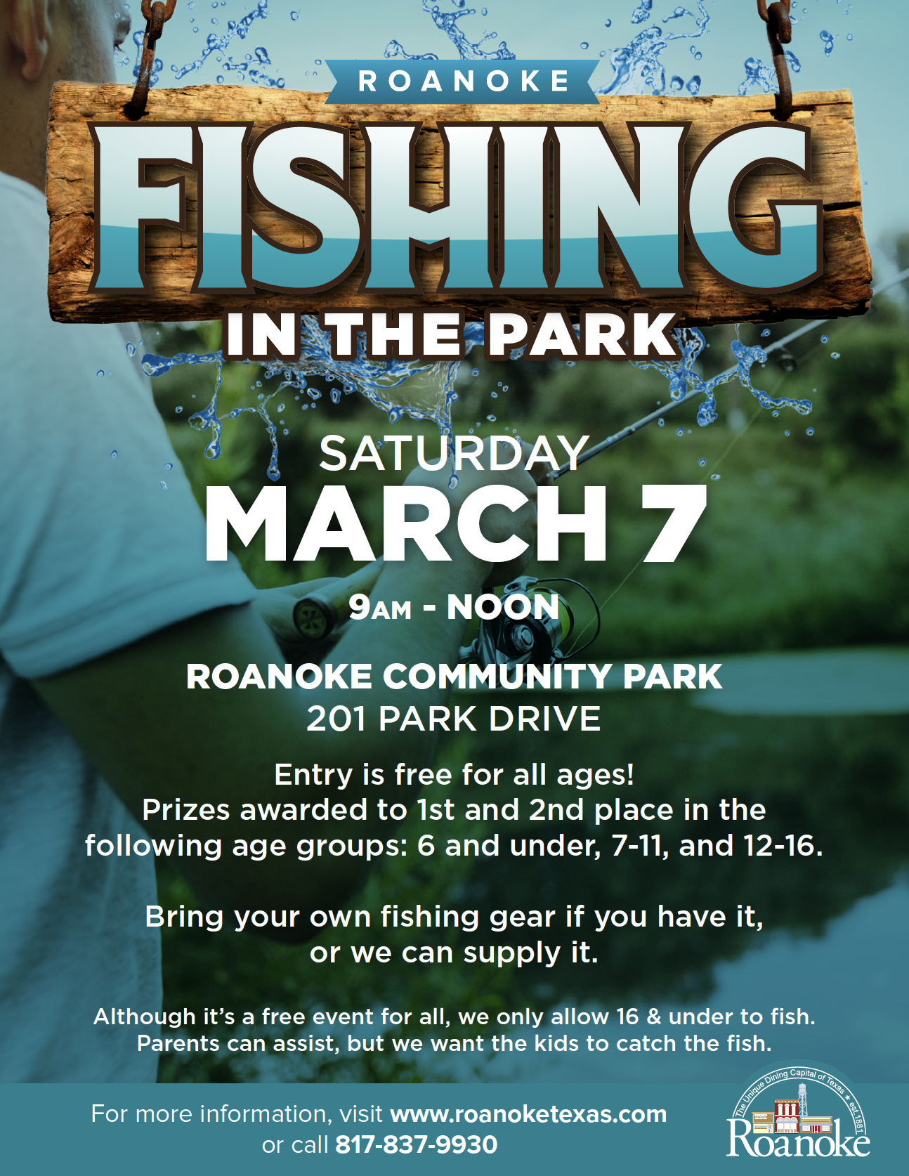 Fishing in the Park 2020