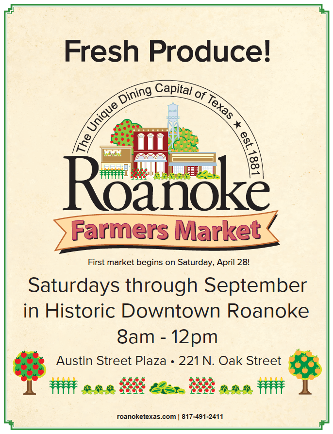 Farmers Market Flyer 2018