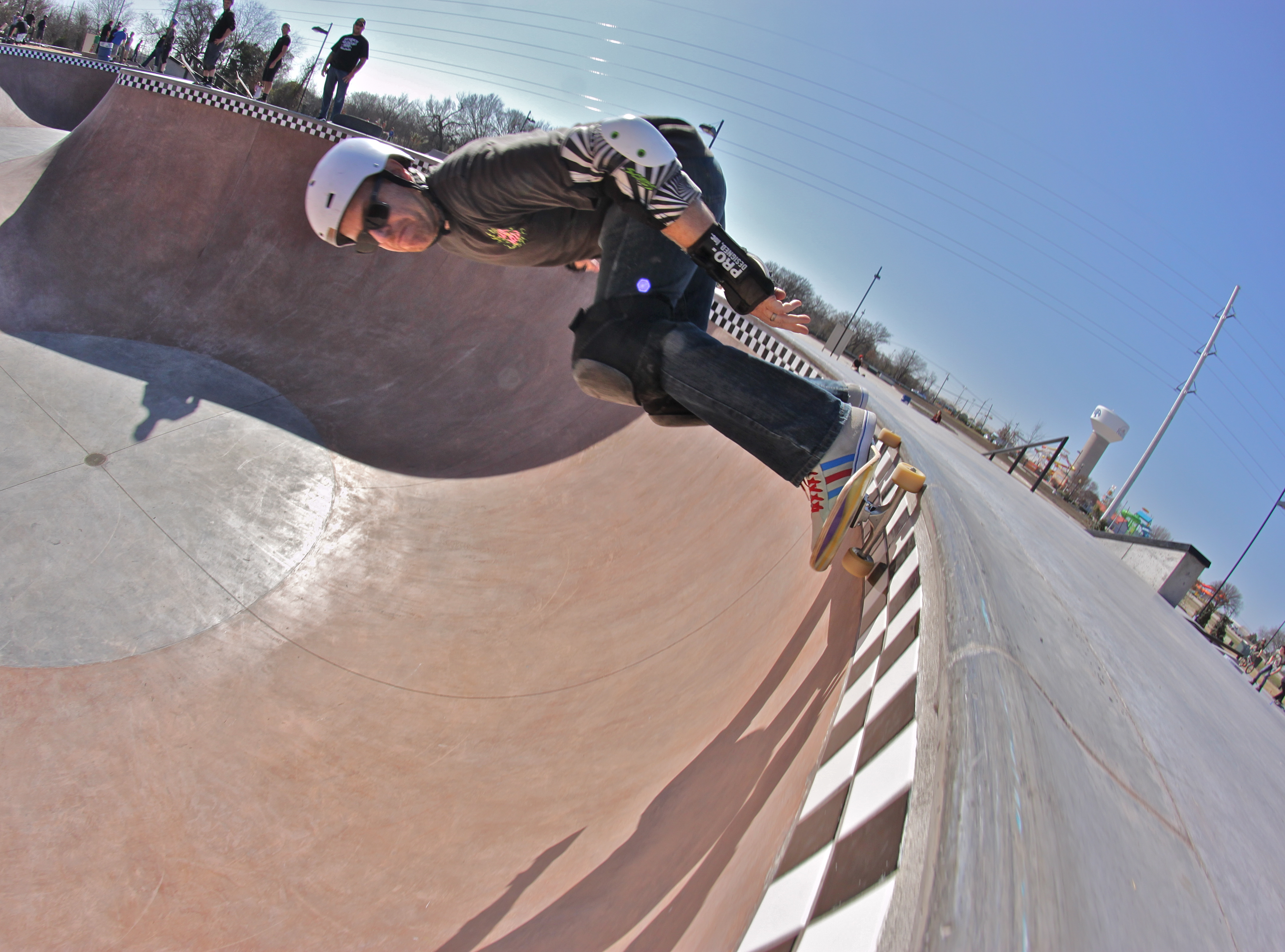 Eric Eley Photo by SK8DFW
