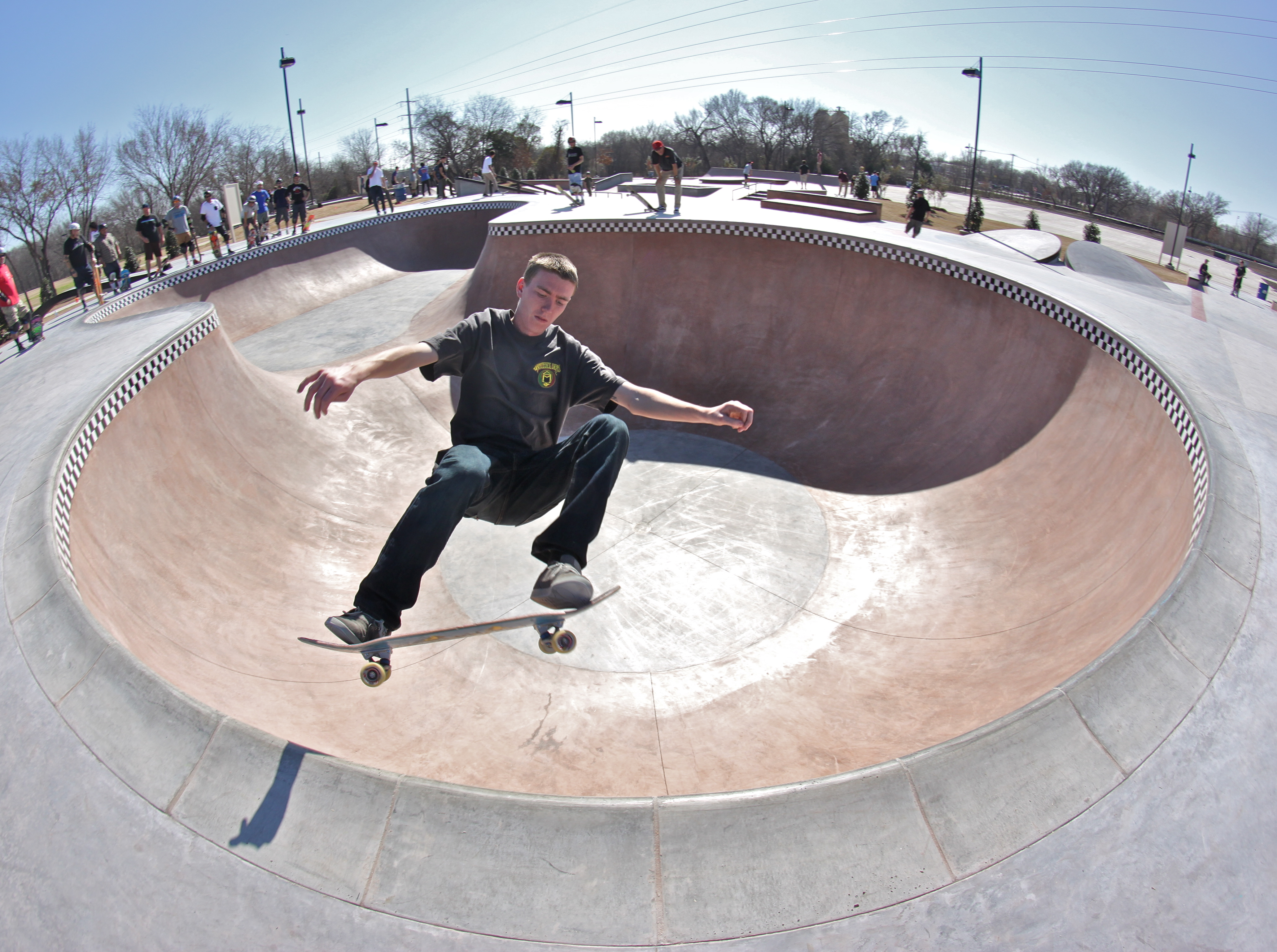 John Slater Photo SK8DFW
