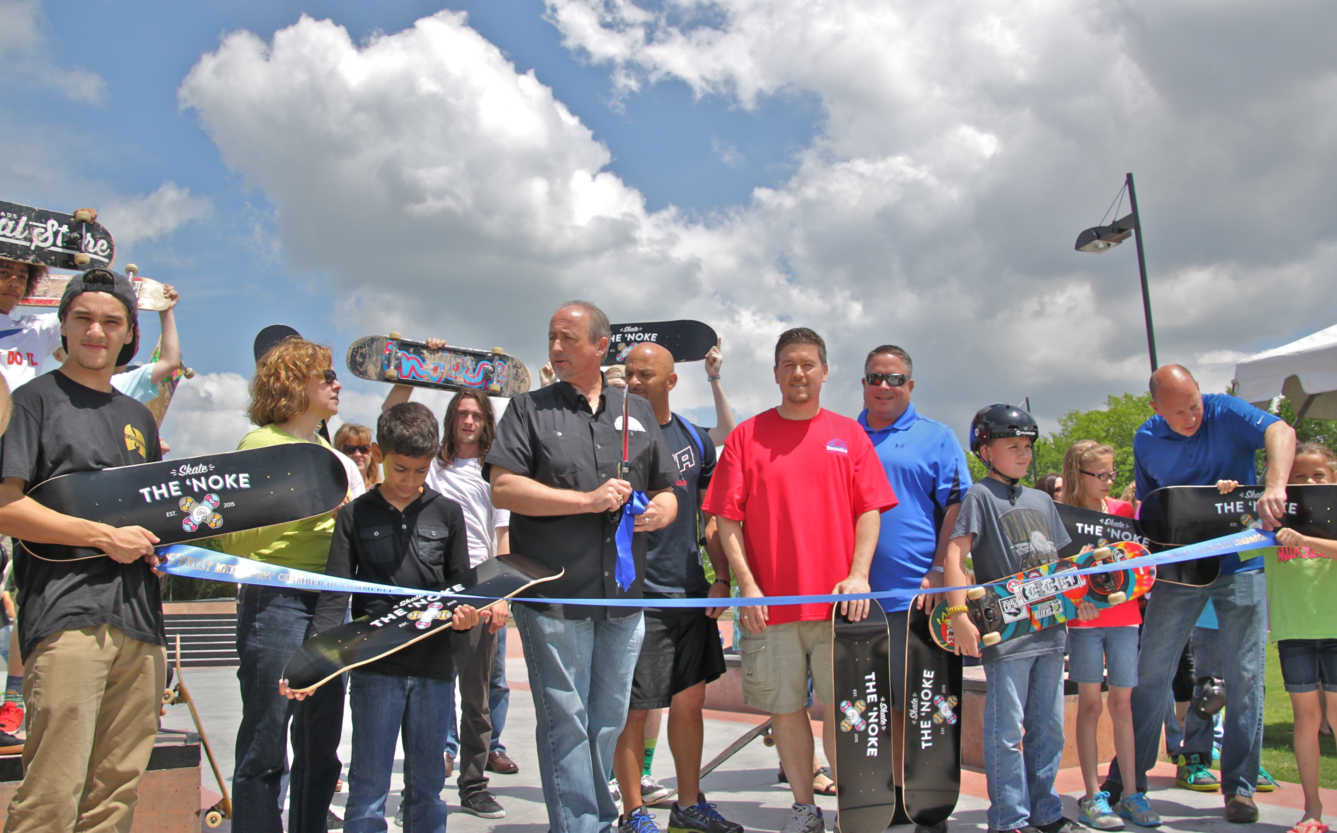 RibbonCutting1 Photo SK8DFW