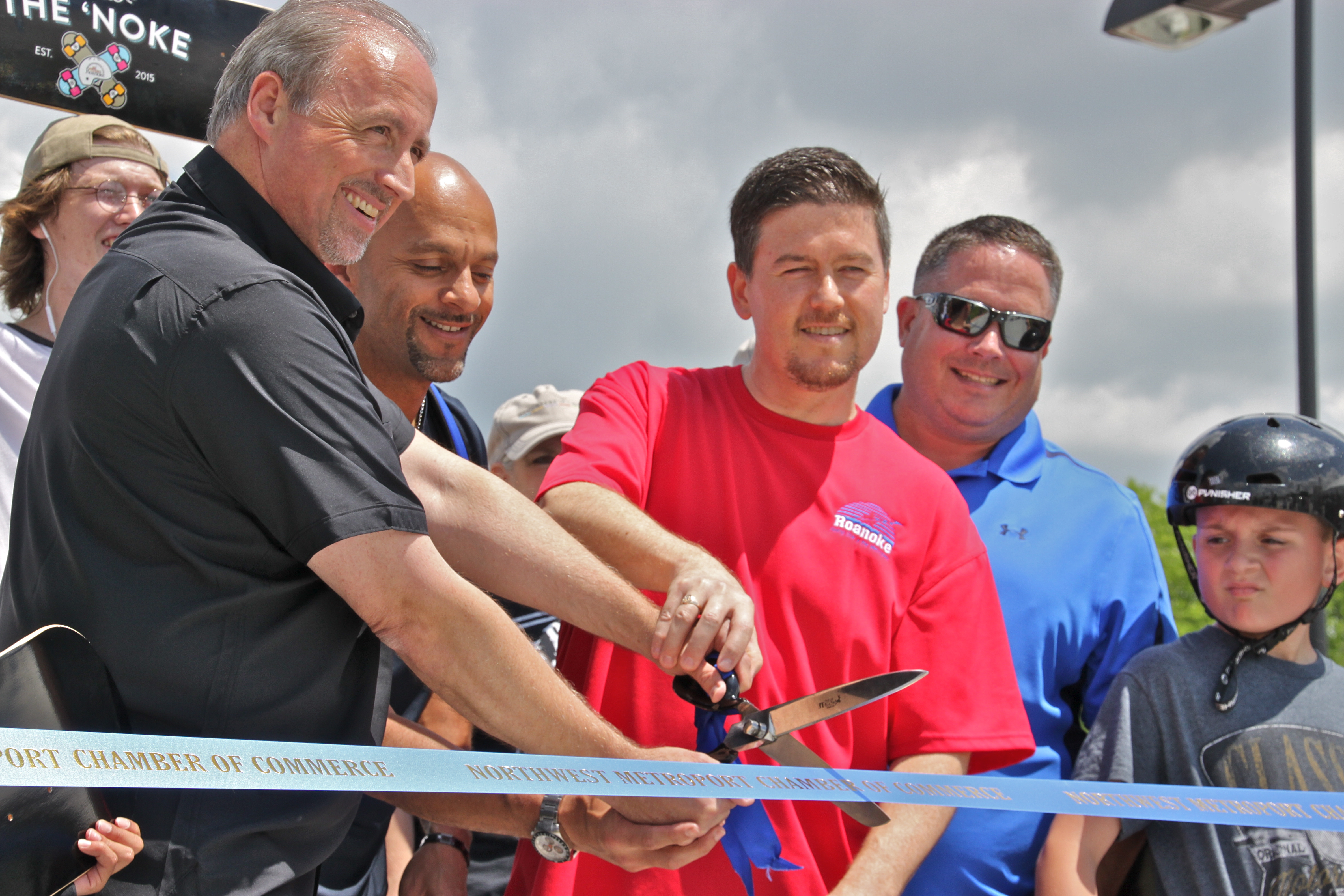 RibbonCutting2 Photo SK8DFW