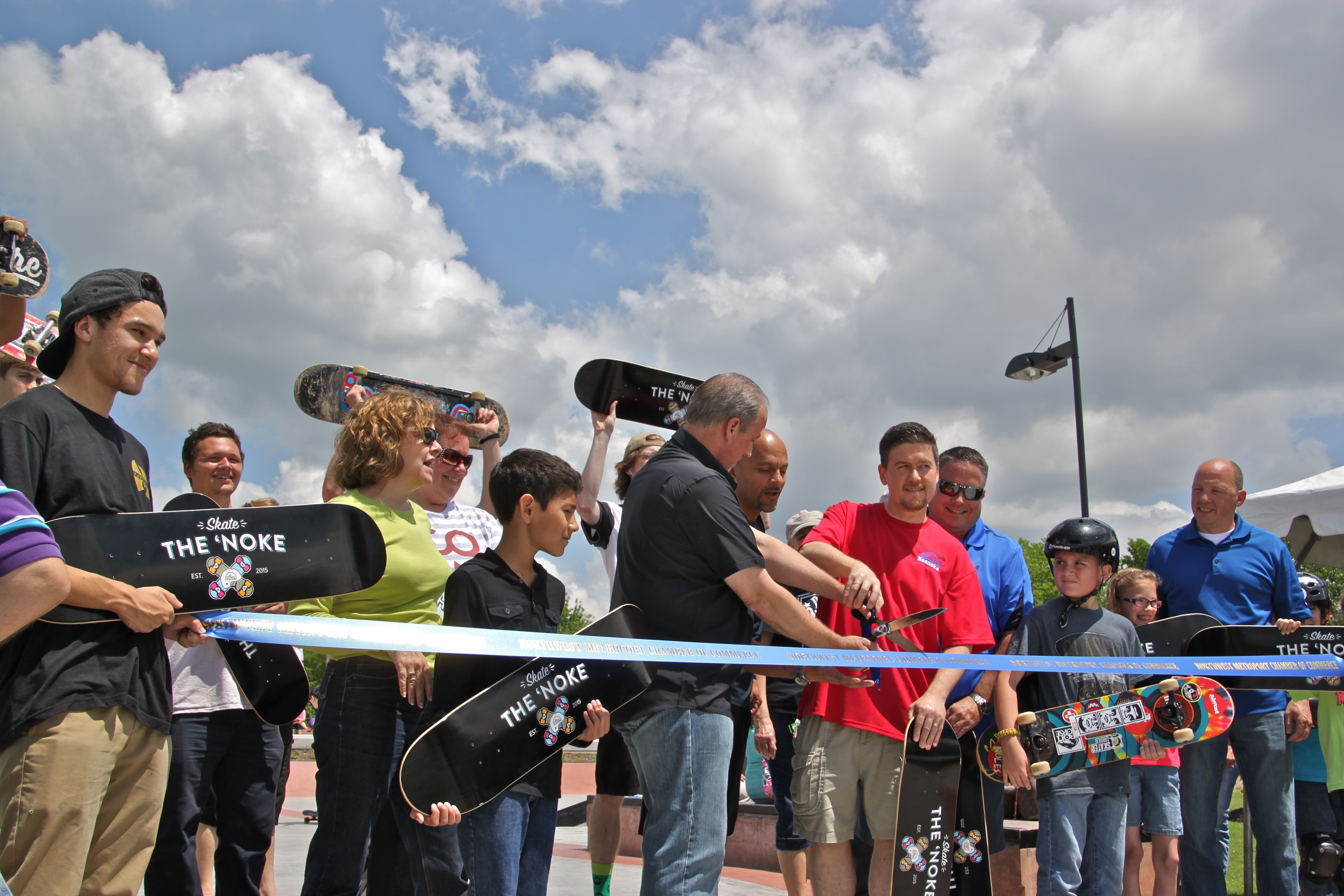 RibbonCutting3 Photo SK8DFW