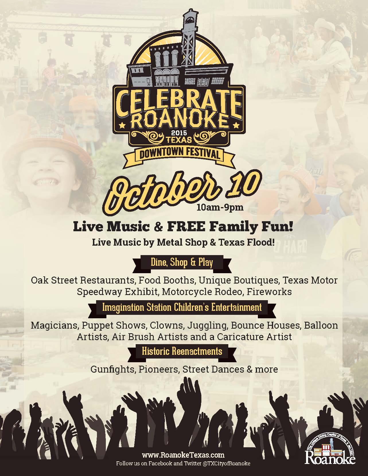 Roanoke, TX - Official Website